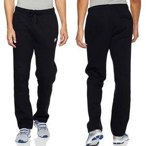 Nike Men's open hem club pants NWT